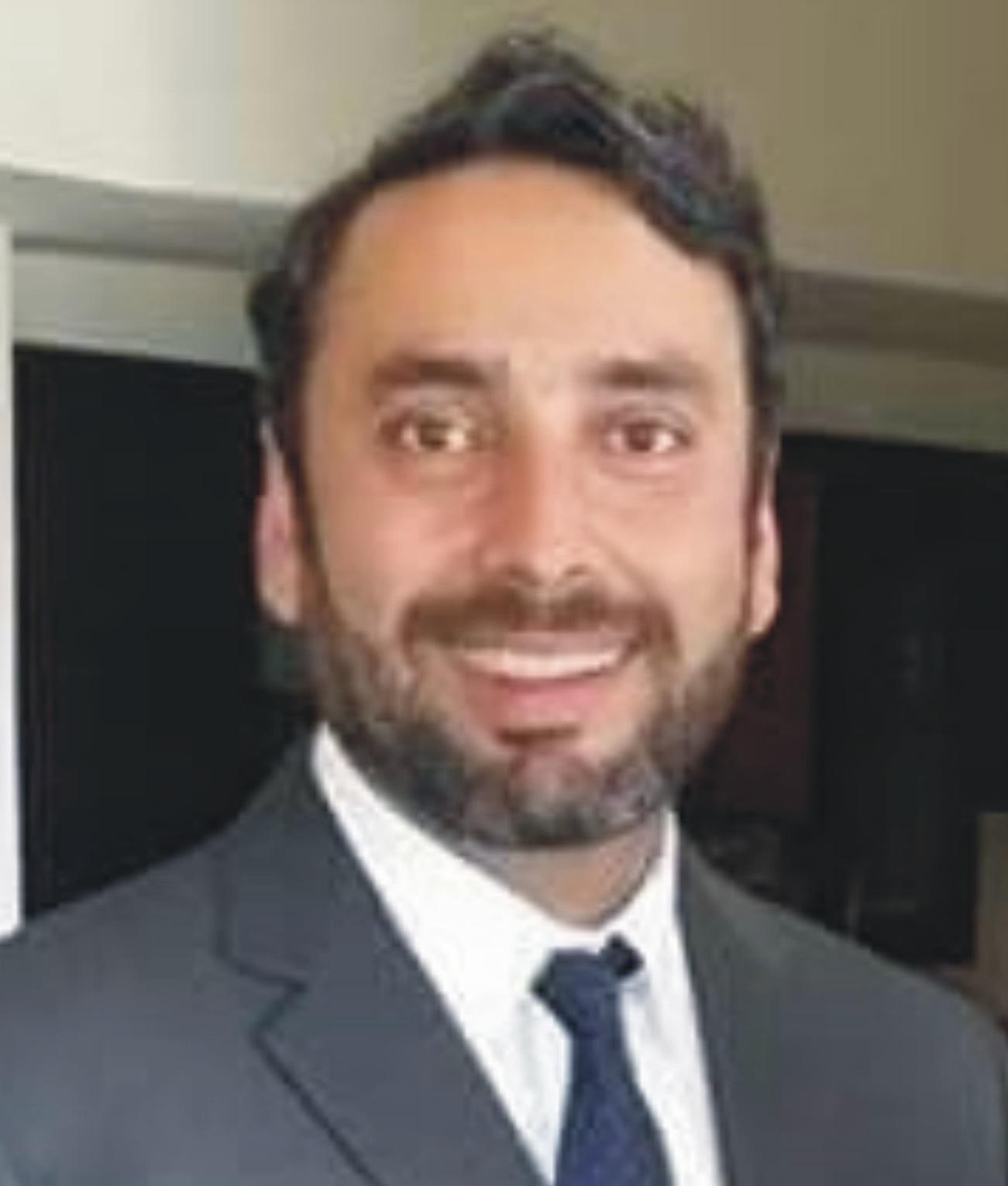 Ali Raza Khan Dreshak